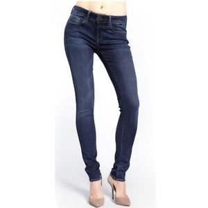 Mavi Gold Alexa Midrise Skinny Jean